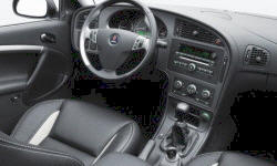 Wagon Models at TrueDelta: 2009 Saab 9-5 interior