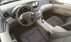 SUV Models at TrueDelta: 2014 Subaru Tribeca interior