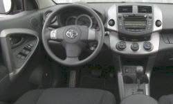 SUV Models at TrueDelta: 2008 Toyota RAV4 interior