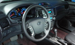 2007 Kia Optima MPG