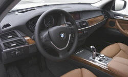 BMW Models at TrueDelta: 2010 BMW X5 interior
