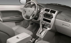 Hatch Models at TrueDelta: 2009 Dodge Caliber interior