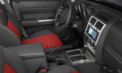 Dodge Models at TrueDelta: 2011 Dodge Nitro interior