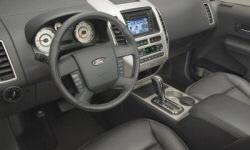 Ford Edge Gas Mileage (MPG):