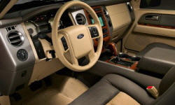 SUV Models at TrueDelta: 2014 Ford Expedition interior