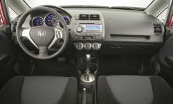 Honda Fit Gas Mileage (MPG):