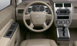 2008 Jeep Compass MPG 2008 Jeep Compass MPG