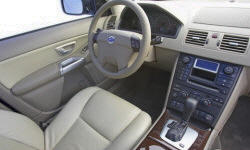 Volvo Models at TrueDelta: 2014 Volvo XC90 interior