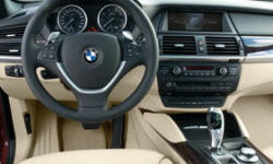 BMW Models at TrueDelta: 2014 BMW X6 interior