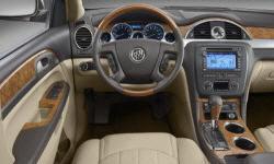 Buick Enclave Gas Mileage (MPG):