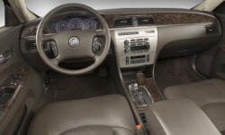 Buick Models at TrueDelta: 2009 Buick LaCrosse interior