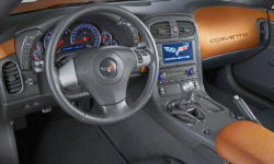 Convertible Models at TrueDelta: 2013 Chevrolet Corvette interior