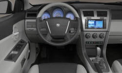 Dodge Models at TrueDelta: 2010 Dodge Avenger interior