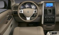 Dodge Models at TrueDelta: 2010 Dodge Grand Caravan interior