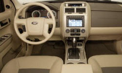 SUV Models at TrueDelta: 2012 Ford Escape interior