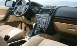 SUV Models at TrueDelta: 2012 Land Rover LR2 interior