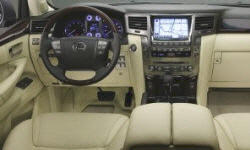2010 Lexus LX TSBs (Technical Service Bulletins) at TrueDelta