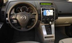 Mazda Mazda5 Specs