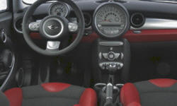 Wagon Models at TrueDelta: 2014 Mini Clubman interior