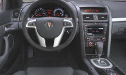 Pontiac Models at TrueDelta: 2009 Pontiac G8 interior