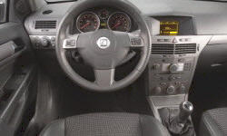 Hatch Models at TrueDelta: 2009 Saturn ASTRA interior