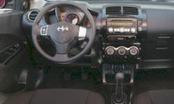 Hatch Models at TrueDelta: 2014 Scion xD interior