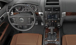 2008 Volkswagen Touareg Transmission Problems and Repair
