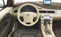 Volvo Models at TrueDelta: 2010 Volvo V70 interior