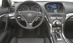 Acura Models at TrueDelta: 2011 Acura TL interior