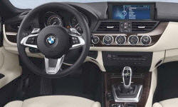 Convertible Models at TrueDelta: 2013 BMW Z4 interior