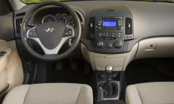 Wagon Models at TrueDelta: 2012 Hyundai Elantra Touring interior
