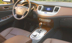 2011 Hyundai Genesis Repair Histories