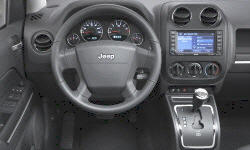 Jeep Models at TrueDelta: 2010 Jeep Compass interior
