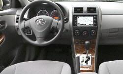 2010 Toyota Corolla Repairs and Problem Descriptions at TrueDelta