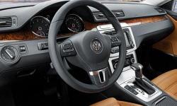 Volkswagen CC Gas Mileage (MPG):
