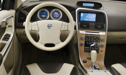 Volvo Models at TrueDelta: 2013 Volvo XC60 interior