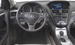 Acura Models at TrueDelta: 2013 Acura ZDX interior