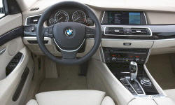 Hatch Models at TrueDelta: 2013 BMW 5-Series Gran Turismo interior