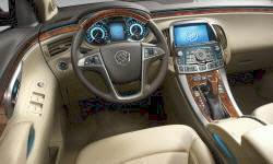 Buick Models at TrueDelta: 2013 Buick LaCrosse interior