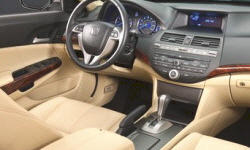 Hatch Models at TrueDelta: 2012 Honda Crosstour interior