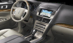 SUV Models at TrueDelta: 2012 Lincoln MKT interior