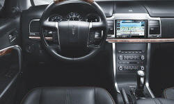 Lincoln Models at TrueDelta: 2012 Lincoln MKZ interior