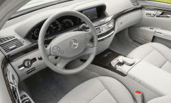 Mercedes-Benz Models at TrueDelta: 2013 Mercedes-Benz S-Class interior