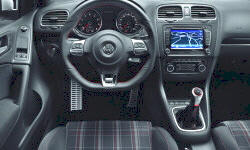 Wagon Models at TrueDelta: 2010 Volkswagen Jetta / Golf / GTI interior