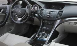 Acura TSX vs. Subaru Legacy MPG