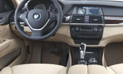BMW Models at TrueDelta: 2013 BMW X5 interior