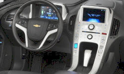 Hatch Models at TrueDelta: 2015 Chevrolet Volt interior