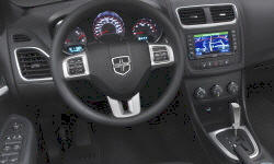 Dodge Models at TrueDelta: 2014 Dodge Avenger interior