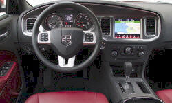 Dodge Models at TrueDelta: 2014 Dodge Charger interior