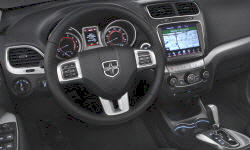Dodge Models at TrueDelta: 2018 Dodge Journey interior